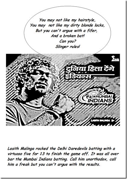 Lasith Malinga MI